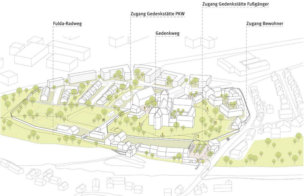 Klosteranlage Breitenau Bild 3