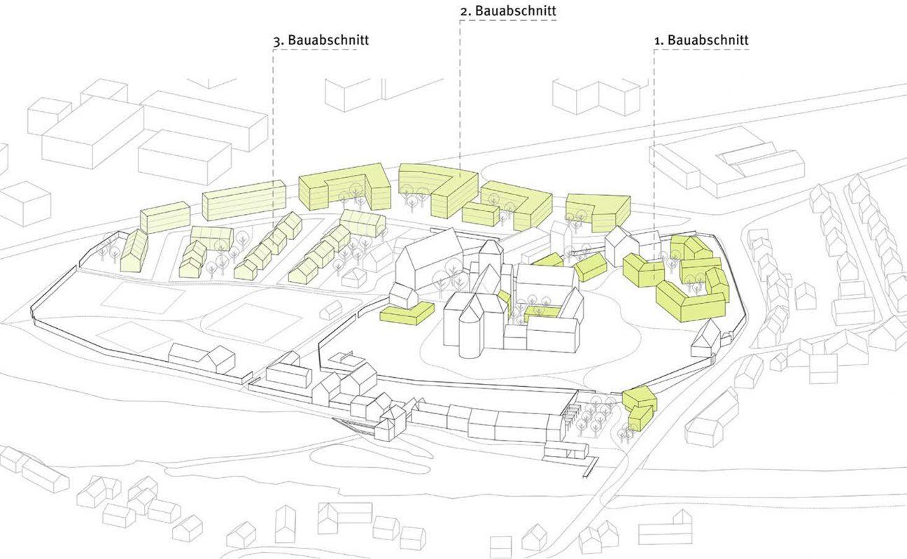 Klosteranlage Breitenau Bild 4