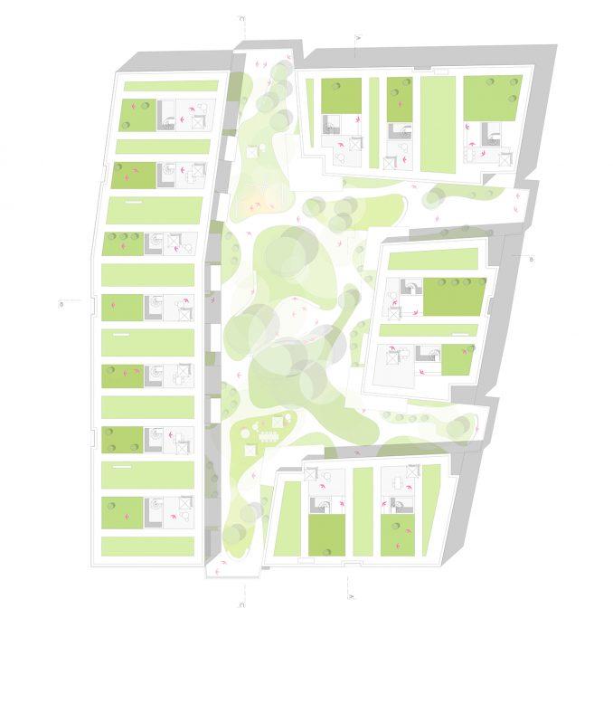 Urbanes Leben am Papierbach Bild 8