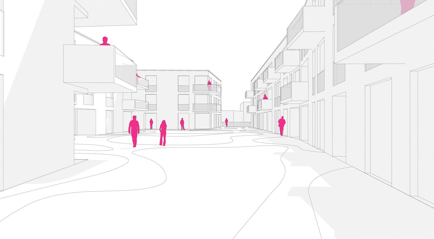 Urbanes Leben am Papierbach Bild 18